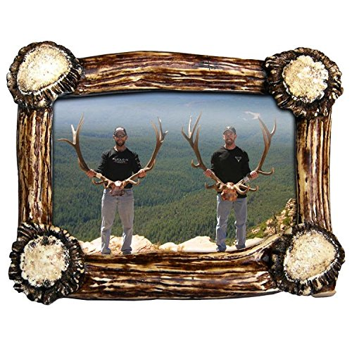 Mountain Mike's Reproductions Antler Picture Frame 5
