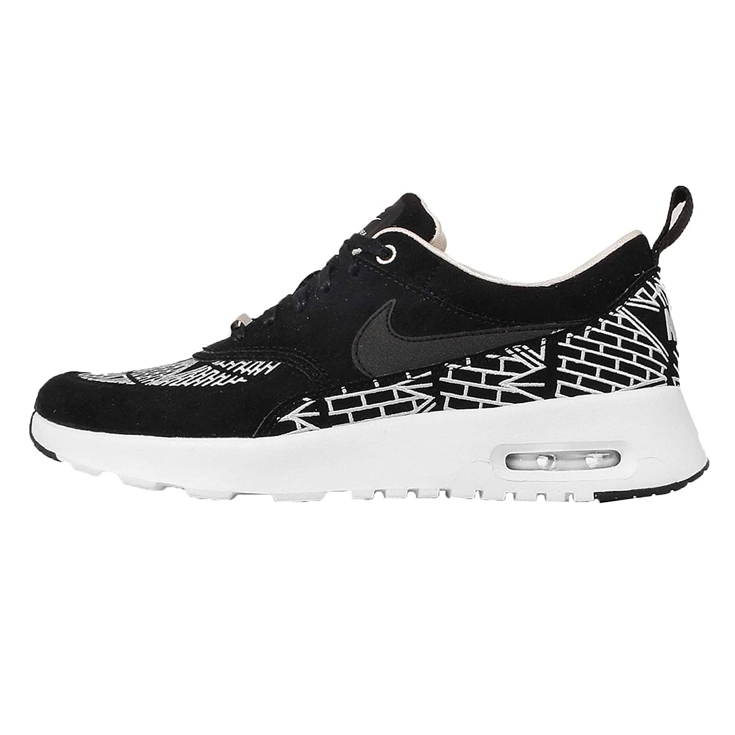 : Nike Womens Wmns Air Max Thea LOTC QS, BLACK
