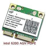 intel centrino advanced n 6200 - Intel® Centrino® Advanced-N 6200 Half Size Mini pcie Wireless Card 622ANHMW 802.11a/g