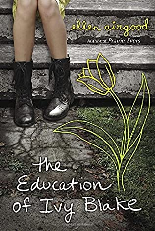 book cover of The Education of Ivy Blake