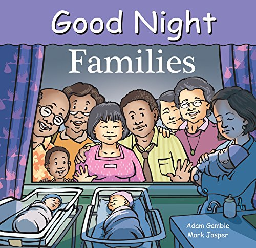 Good Night Families (Good Night Our World)