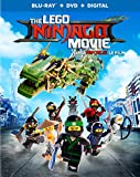 The Lego Ninjago Movie (Blu-ray + DVD + Digital HD UltraViolet Combo BIL