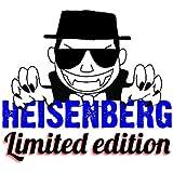 HEISENBERG - Arome concentre 30ml par Vampire Vape - ne contient pas de nicotine ni de tabac -
