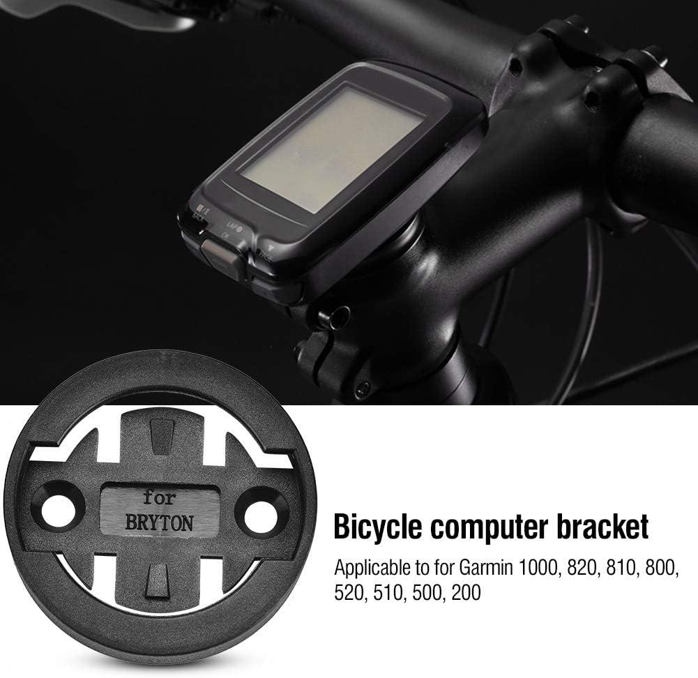 Red Bike Computer Holder Road Bike Bicycle Computer Holder Bracket Stopwatch Support for Garmin Bryton