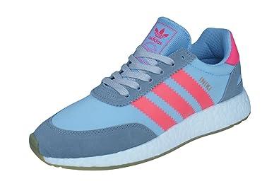 adidas Originals Iniki Runner, ch solid grey-turbo-gum 3, 10,5: Amazon.es: Zapatos y complementos