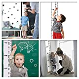 Baby Growth Chart Hanging Wall Decor, Canvas
