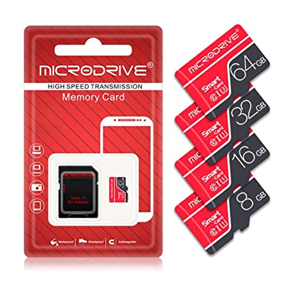 BAIYI Tarjeta de Memoria SD SDXC Micro UHS-I - con Adaptador ...