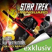 Star Trek: Sturm auf den Himmel (Vanguard 8) | David Mack