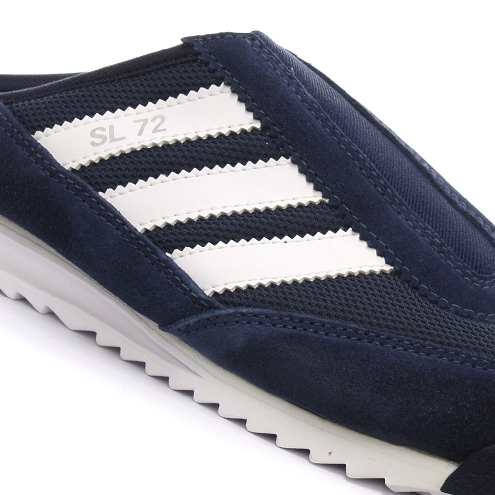 Adidas SL 72 Clog Sneakers HerrenJunior Slipper, Marineblau