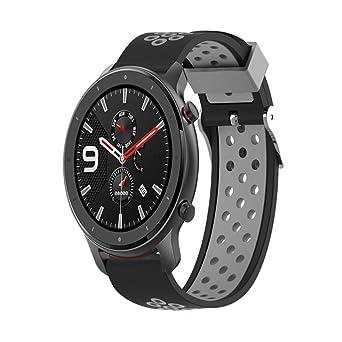 Amazon.com: AGUIguo Smartwatch Band Compatiable for Huami ...