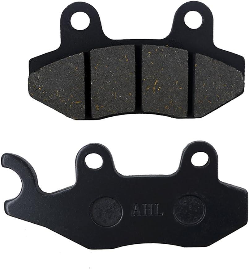 NSR 80 XR 100 M5 AHL 1 Paar Vorne Bremsbel/äge f/ür CB 125 F//CB 300 XR 50 M5 CBF 250 NSR 50 CB 50