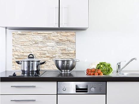 GRAZDesign 200093_80x50_SP Küchen-Spritzschutz aus Echtglas | Bild ...