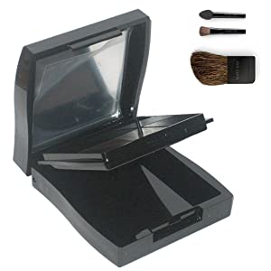 Mary Kay Compact Mini with Tools (Compact Cheek Brush and Eye Applicators)