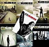 The Walking Dead: Complete Series All 1-7 DVD Collection Set LaMarca