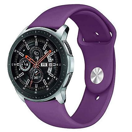 Amazon.com: BNisBM Watch Band, Smartwatch Band for Samsung ...