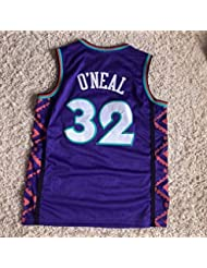 1f820383ef7 Shaq Oneal Autographed Signed All Star Jersey Orlando Magic Los Angeles  Lakers - Memorabilia JSA Cert