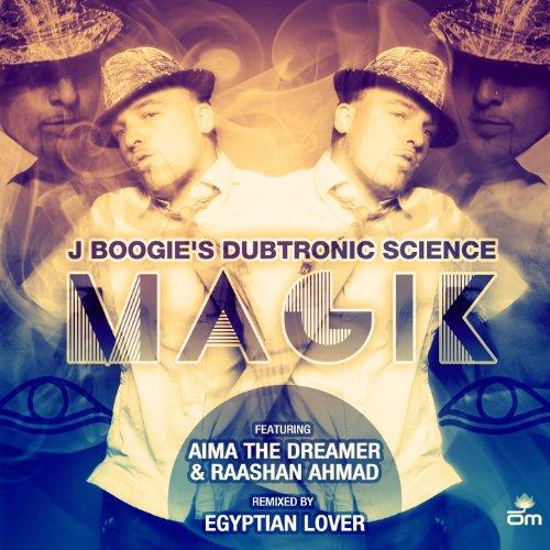 Magik Feat. Raashan Ahmad, Aima the Dreamer & Cait La Dee (Egyptian Lover ()