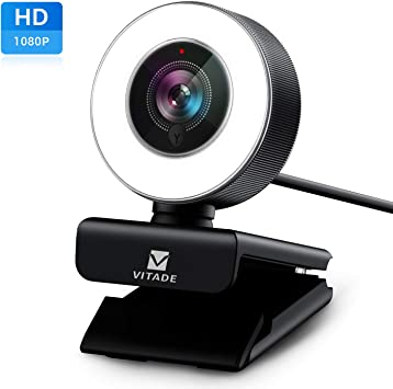 Xbox Webcam HD 1080P Webcam with Microphone for Streaming Conferencing Gaming,