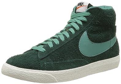 Nike Herren Blazer MID PRM VNTG Suede Sneaker: