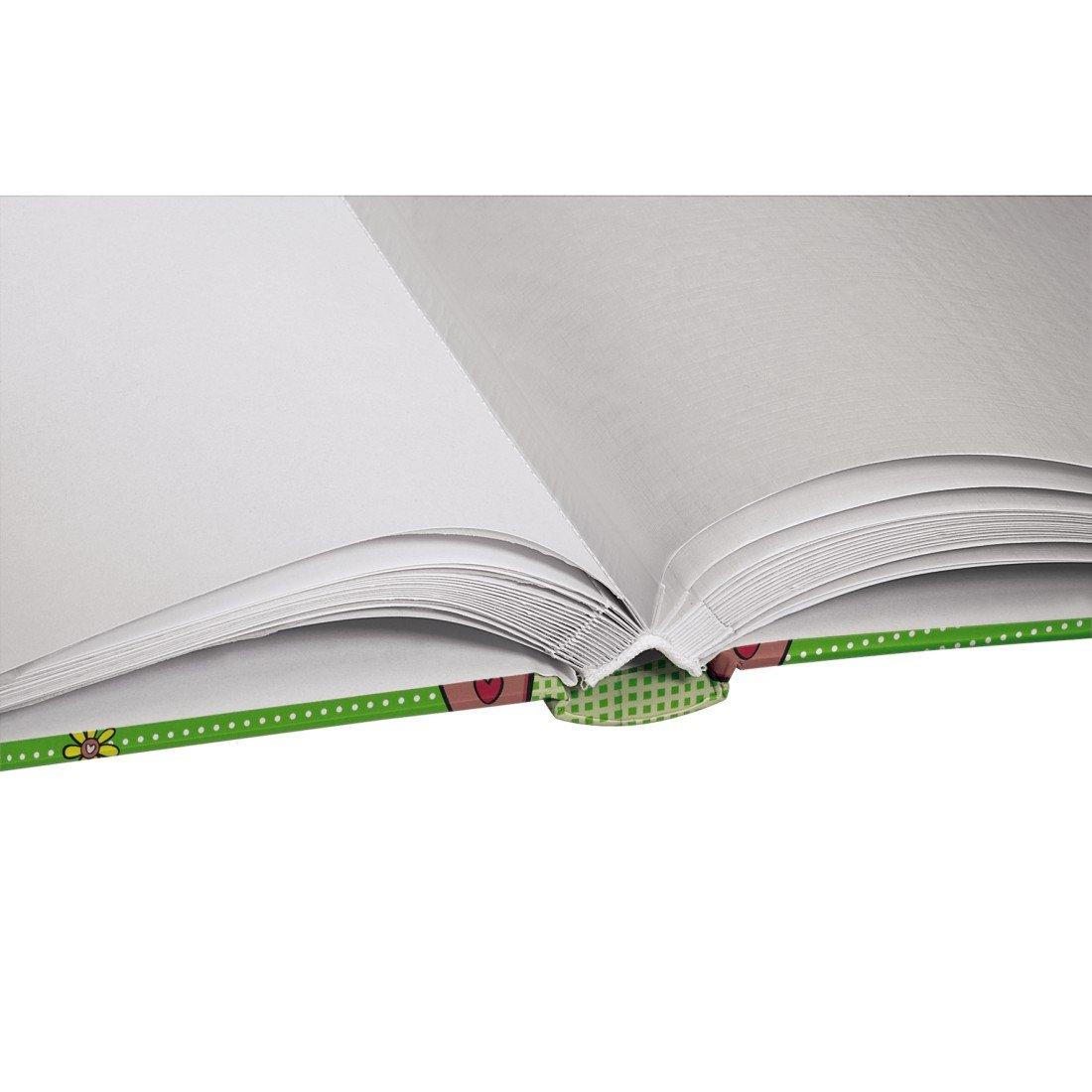 60 Seiten Hama Buchalbum Nele 27x31 cm