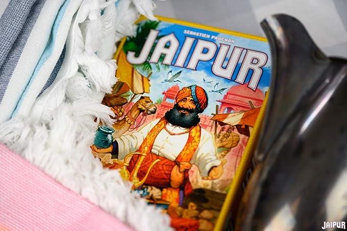 Asmodee- Jaipur - Juego de Mesa, Color 8852: Amazon.es: Juguetes y juegos