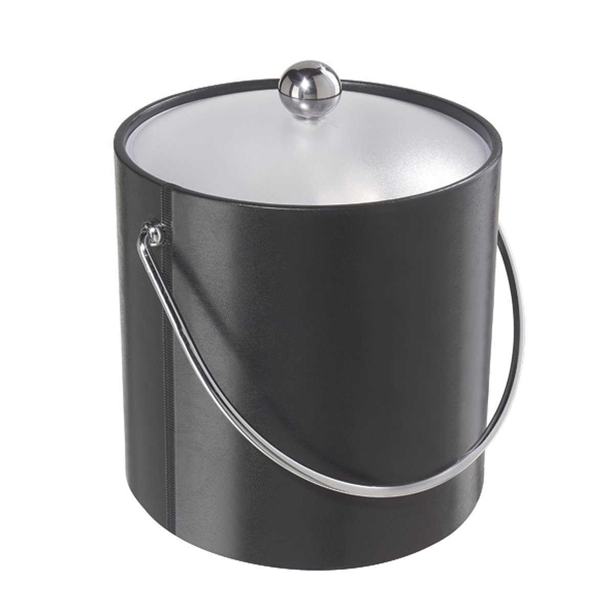 Oggi 7310.3 Vinyl Ice Bucket, Black