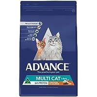 Advance 12193 Multi Cat Chicken & Salmon 3kg Cat Dry Food