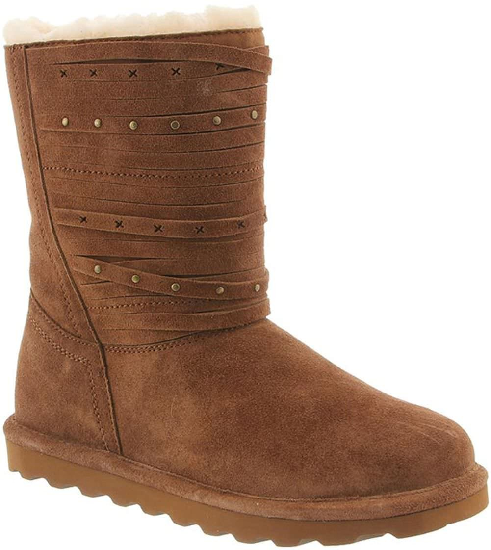 BEARPAW Kennedy Women's Boot B06XY9G3J8 6 B(M) US|Hickory Ii