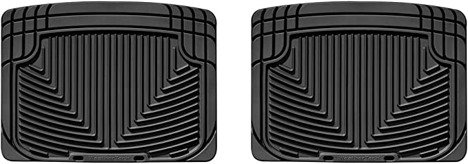 WeatherTech W20GR All-Weather Trim to Fit Rear Rubber Mats Grey