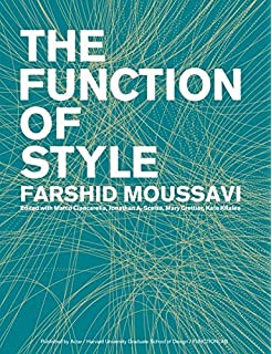 The Function Of Form Farshid Moussavi Pdf