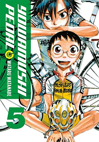 Yowamushi Pedal, Vol. 5 (Juvenile Pedals)