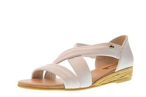 VALLEVERDE Sandaloa Rgento amazon-shoes beige Estate Barata De Calidad Superior En Línea Ubicaciones De Los Centros Para La Venta edGGvKHKU