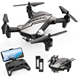 DEERC D20 Mini Drone for Kids with 720P HD FPV Camera Remote Control Toys Gifts for Boys Girls with Altitude Hold, Headless M