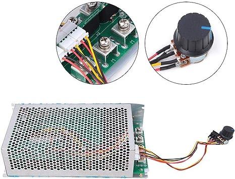Regulador de velocidad del motor de CC, XY-1620010-50V Controlador ...