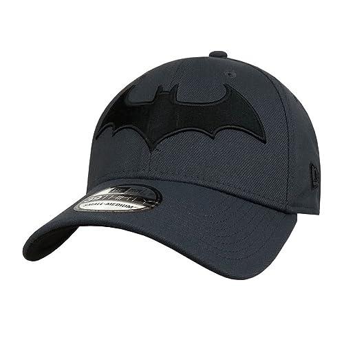 4e96a25fe6a50 Batman Hush Symbol 39Thirty New Era Fitted Hat