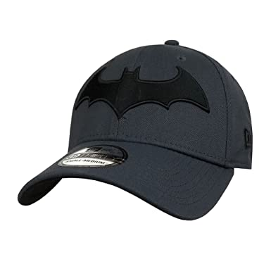 Batman Hush Symbol 39Thirty New Era Fitted Hat- Medium Large at ... e026443316f