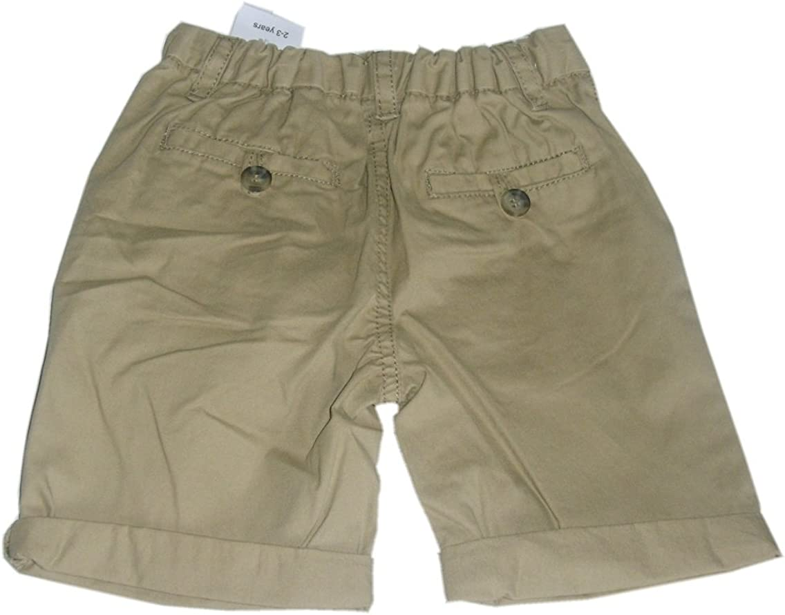 Sizes:2-14years Ex Matal@n Boys Brown White Grey Cotton Rich Adjustable Waist Summer Holiday Shorts