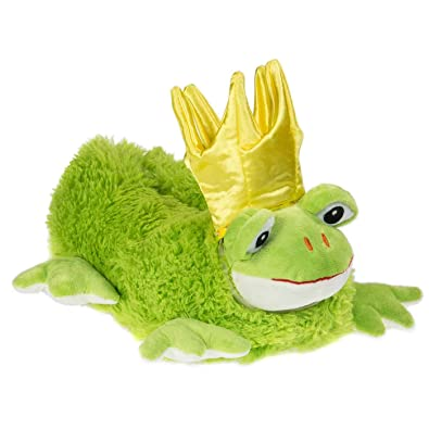 Frog Novelty Slippers Plush Animal for adults UK size 7-9 tested and certified for harmful substances 7fRvXAq