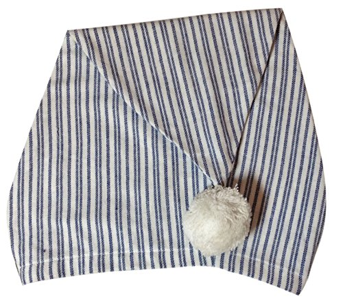 - Lee Valley, Ireland - Men's Night Cap (Blue Stripe)