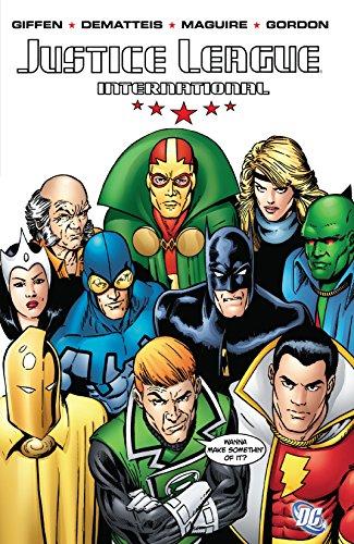 Justice League International Vol. ()
