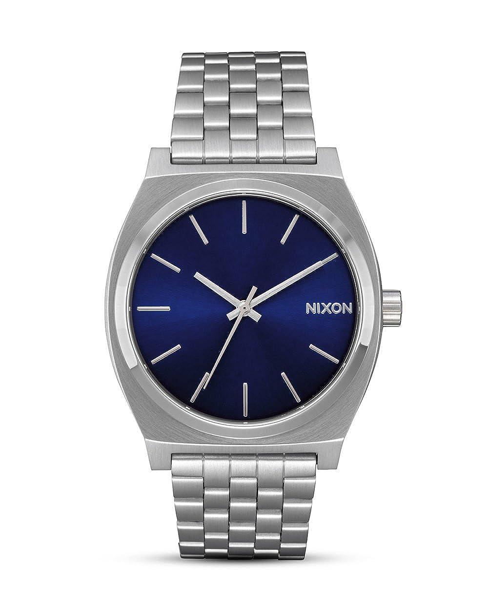 Nixon Time Teller -Spring 2017- Blue Sunray