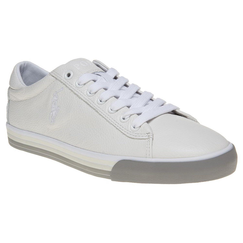 Polo Ralph Lauren Harvey Herren Sneaker Weiß
