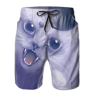 WunderschöNen Mens Swim Shorts Swimming Board Bottoms Trunks Swimwear Beach Summer Quick Dry Swimwear Clothes, Shoes & Accessories