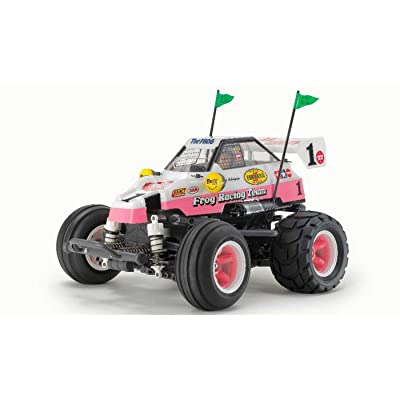 Tamiya America, Inc 1/10 Comical Frog WR-02CB 2WD Buggy Kit, TAM58673: Toys & Games