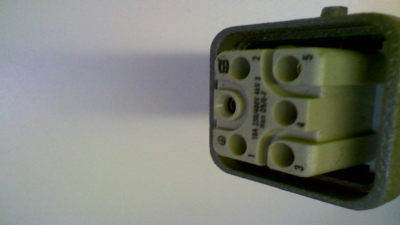 Energy Electric Hq5-1D2d-C1-E5050FtCordset 5 Pole Str//Str F//M Hq5-1D2d-C1-E5050Ft