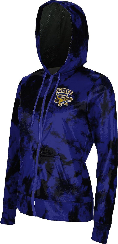 School Spirit Sweatshirt San Francisco State University Girls Zipper Hoodie Grunge