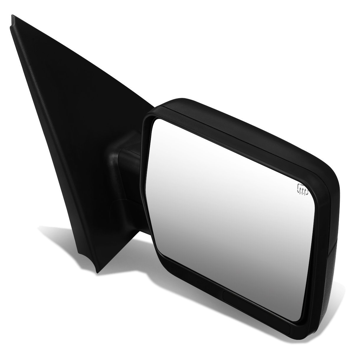 DNA motoring TWM-018-T111-BK-R, Towing Side Mirror Assembly (Right Side Only)