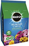 Miracle-Gro Moisture Control Compost 50lt Absorbs Twice As Much Water Fertilizer