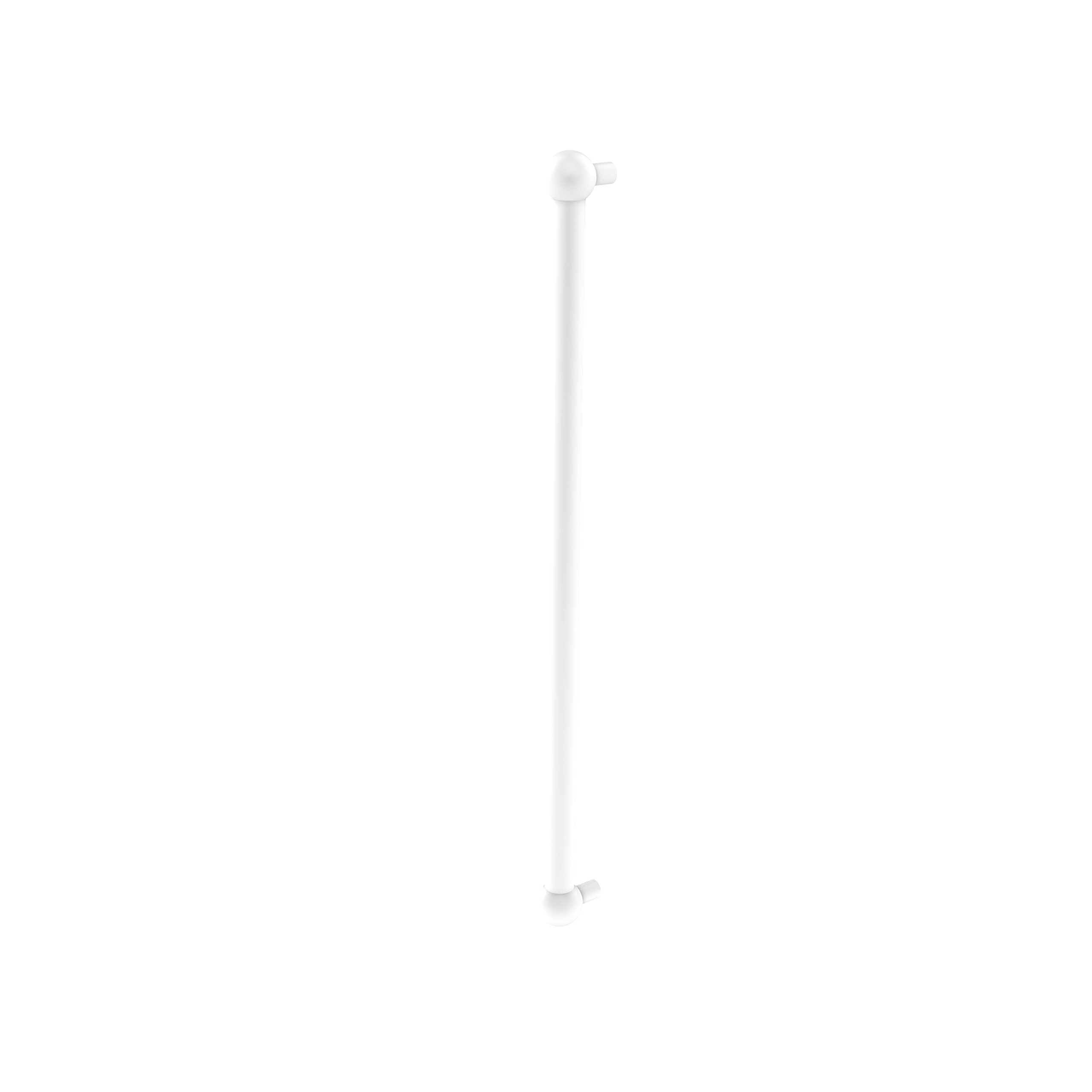 Allied Brass C-30-RP-WHM Appliance and Door Pulls, Matte White
