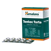 Himalaya Tentex Forte Tablets - 10 Tablets (Pack of 10)